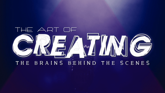 The Art Of Creating